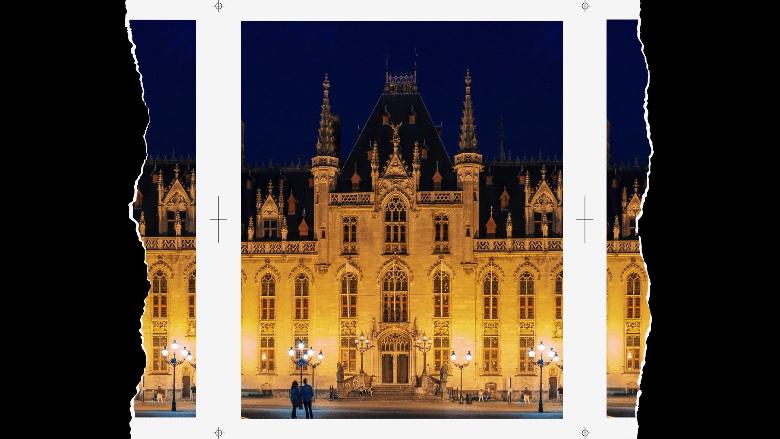 cosa fare a Bruges: girare la sera