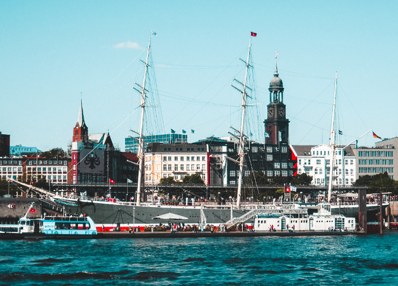 Rickmer ad Amburgo