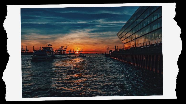 Visitare Amburgo: porto