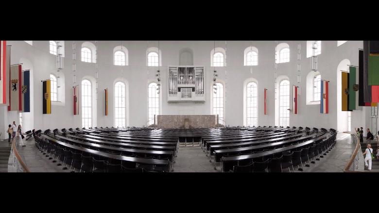 cosa vedere a Francoforte: Paulskirche