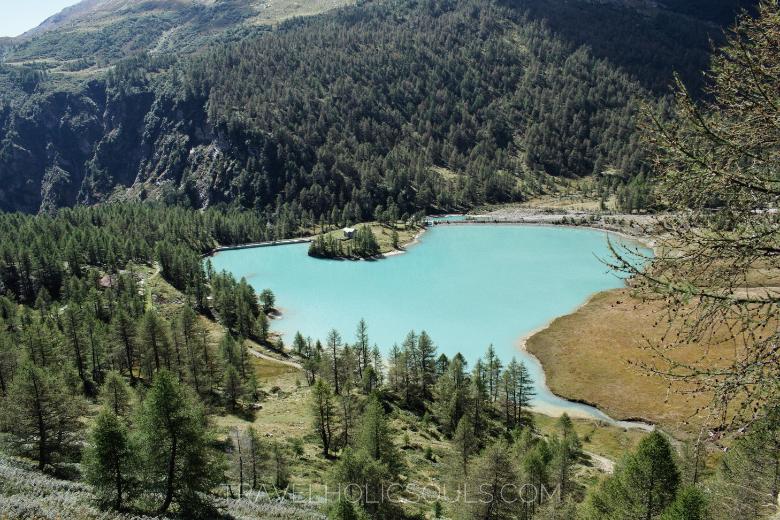 lago palù svizzera