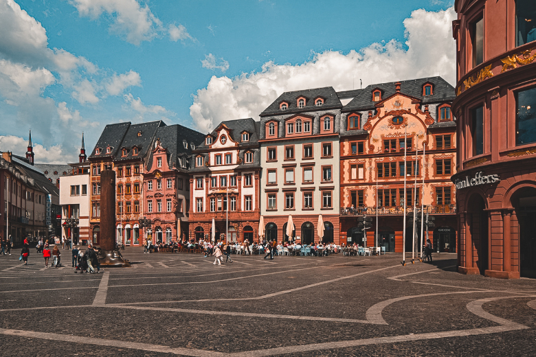 Mainz, vicino a Francoforte