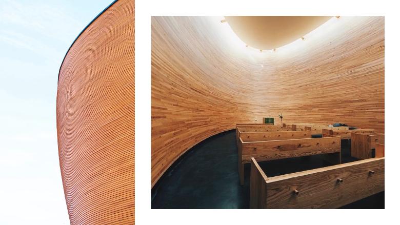 Chiesa del Silenzio Helsinki
