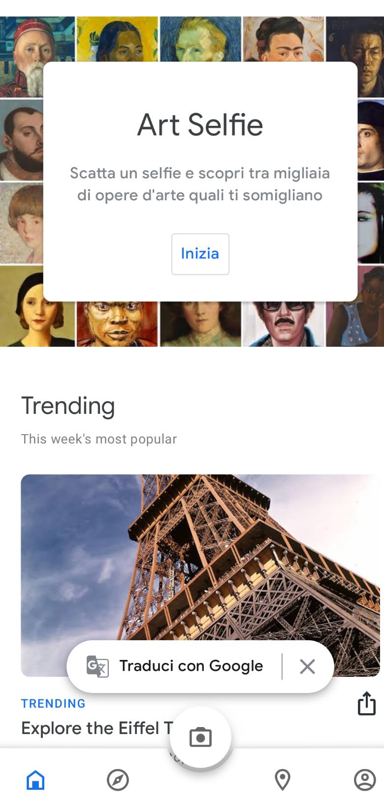 google art culture app