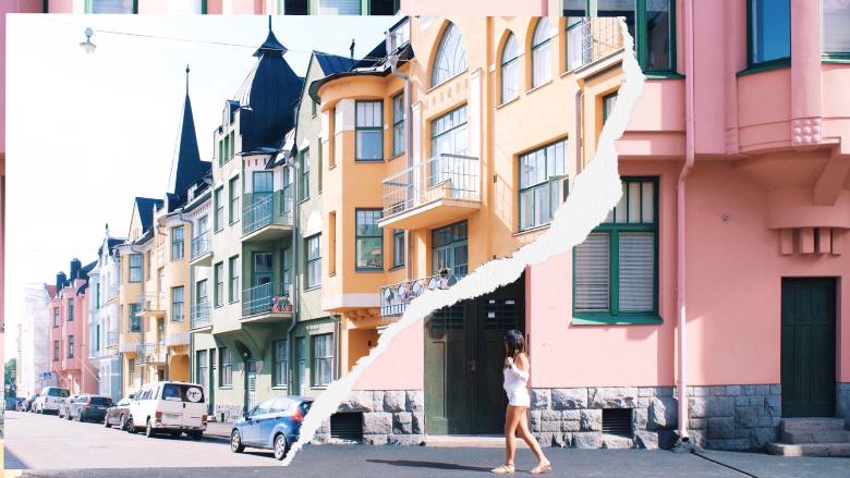 quartiere design Helsinki