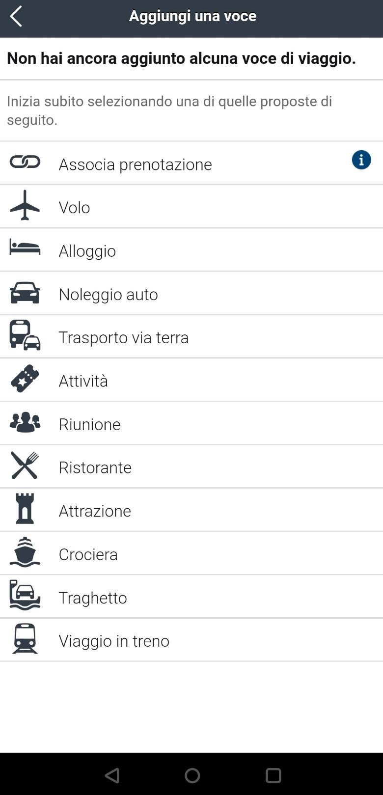 tripcase app