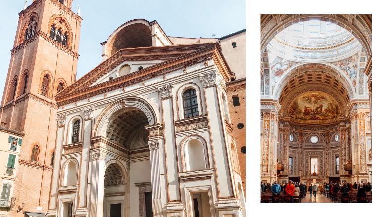 chiesa di Sant'Andrea a Mantova