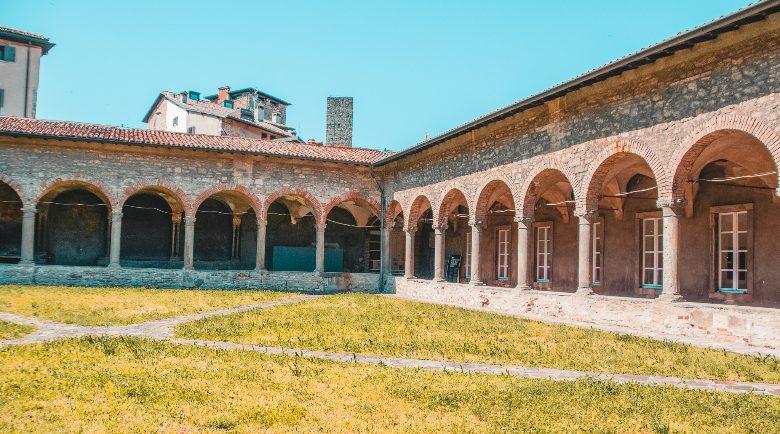 convento di San Francesco a Bergamo