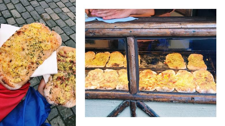 cosa mangiare a Berna