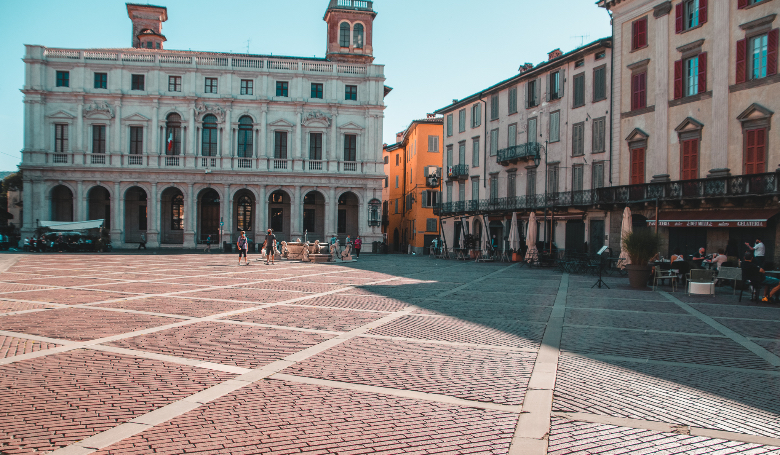 cosa vedere a Bergamo: Piazza Vecchia