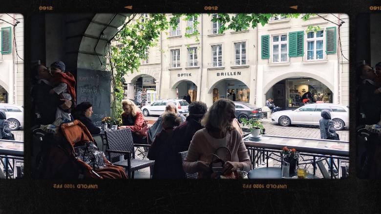 cosa vedere a Berna i portici