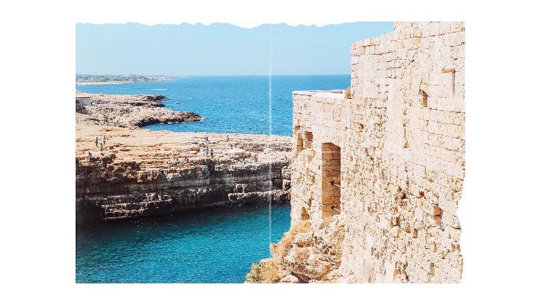 Costa Polignano a Mare
