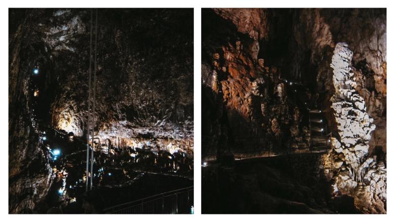 la grande grotta, Trieste
