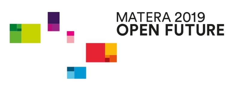 matera capitale cultura logo