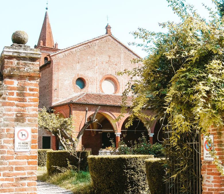 Monastero San Antonio a Ferrara