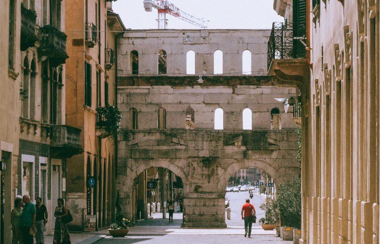 porta borsari a Verona