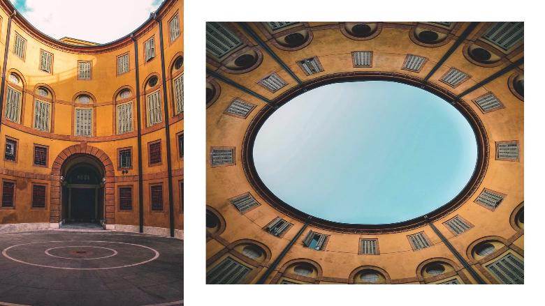 rotonda foschini, Ferrara