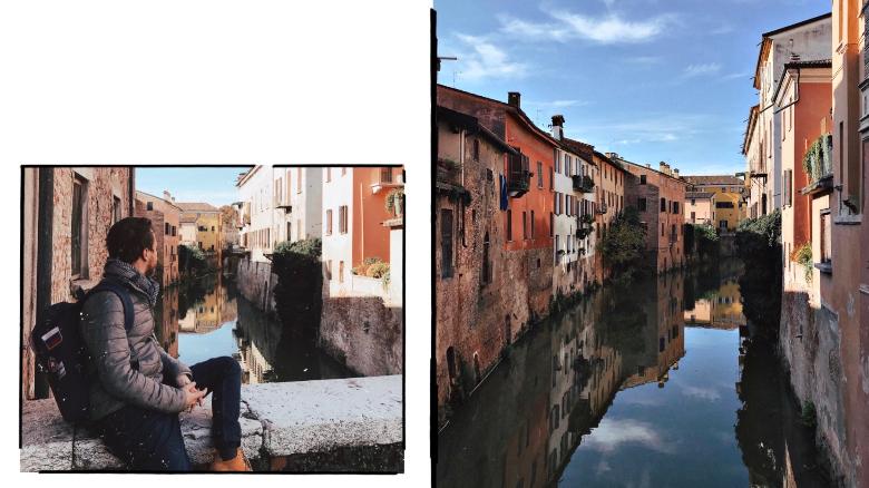 scorci pittoreschi di Mantova