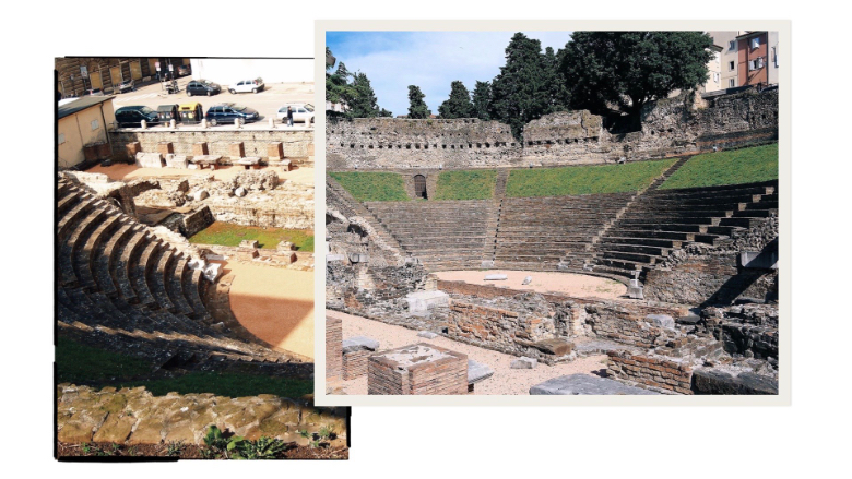 Teatro romano a Trieste