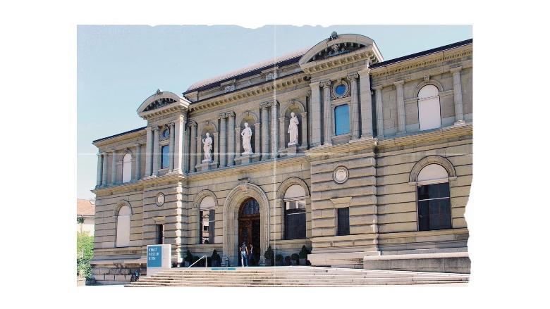 visitare Berna: kunstmuseum