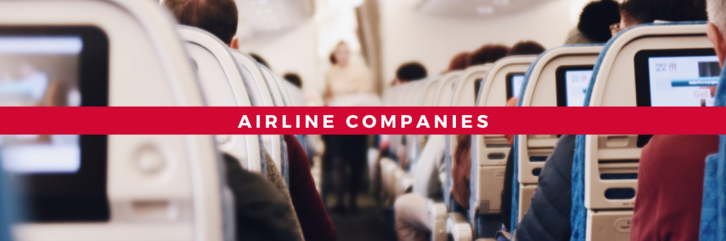airline companies cover