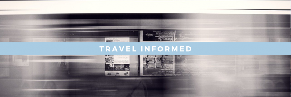 travel informed cover