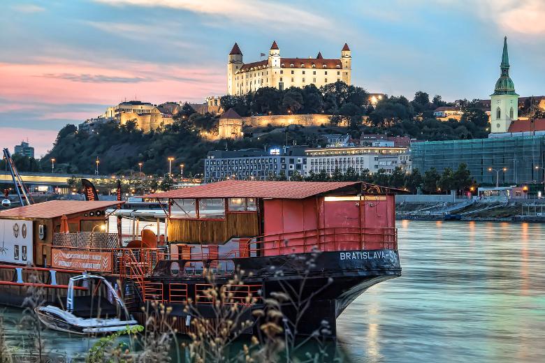 Bratislava tour da Vienna