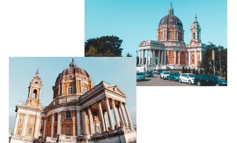 Cattedrale Superga a Torino