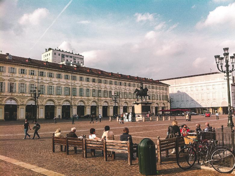 cosa vedere a Torino: Piazza San Carlo