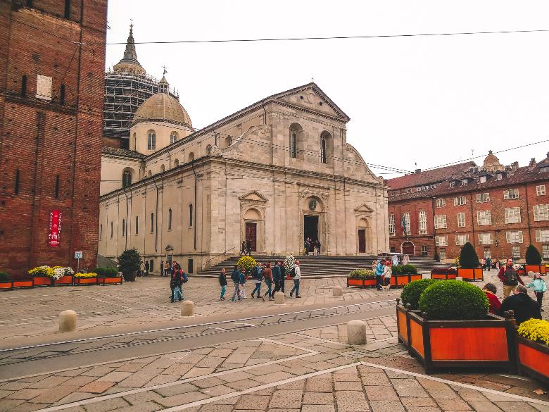 Duomo di Torino da visitare