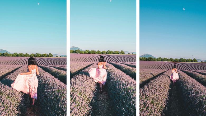 foto scattate nei campi