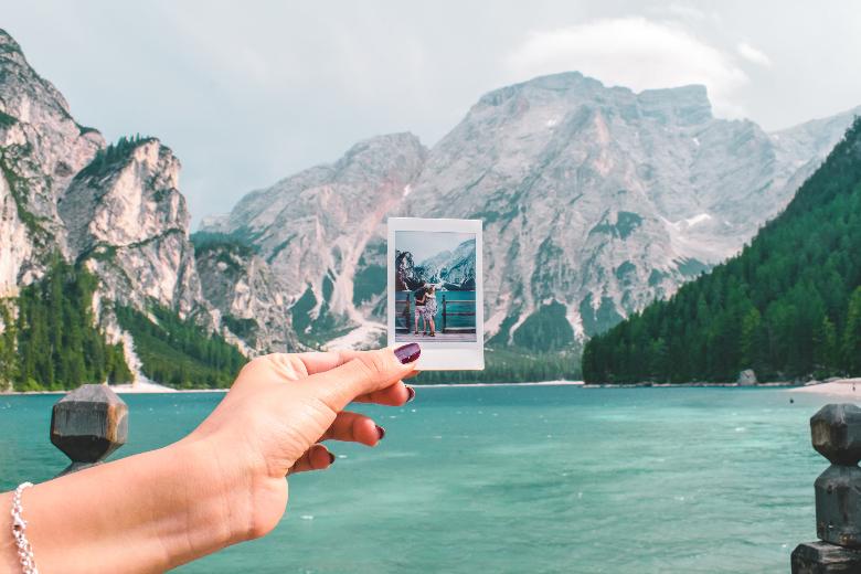 lago di Braies: spot fotografici