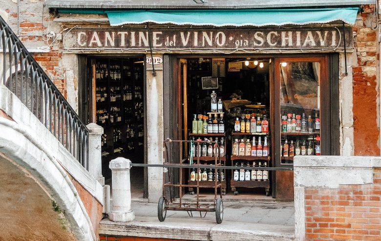 Cantine del Vino già schiavi: dove mangiare a Venezia