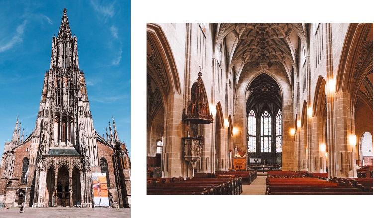 Cattedrale di Berna in Svizzera