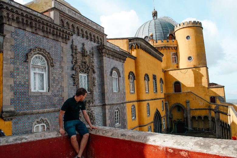 Cosa vedere a Sintra: Palacio da Pena