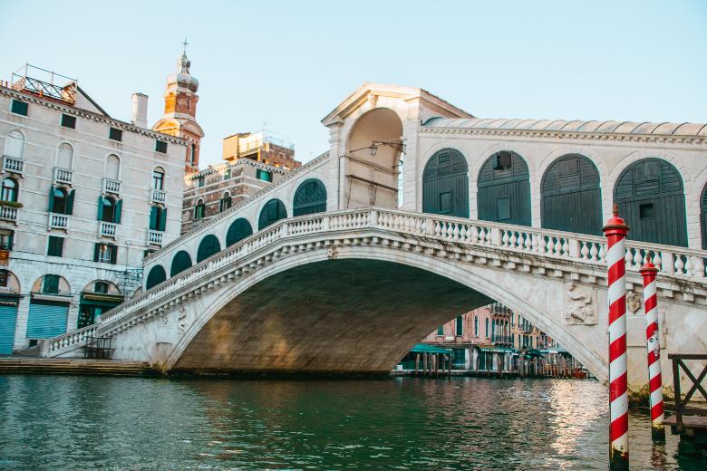 cosa vedere a Venezia, Porte di Rialto