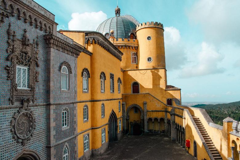 cosa vedere vicino a Lisbona: Sintra