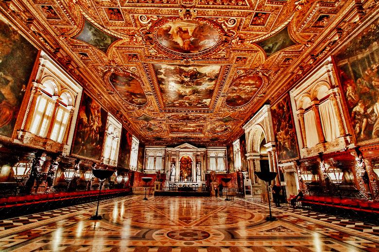 scuola grande di San Rocco a Venezia