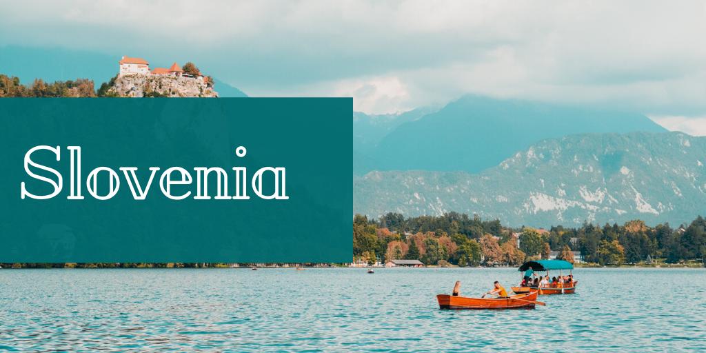 Slovenia, banner