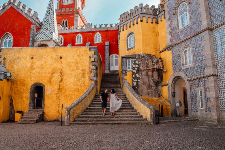 Visitare Sintra in un giorno