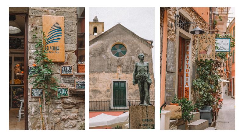Corniglia: dettagli città