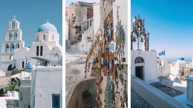 cosa vedere a Santorini: Pyrgos