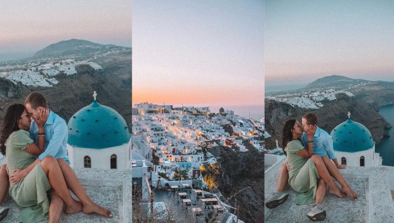 Imerovigli: cosa vedere a Santorini