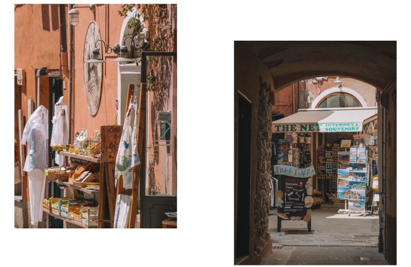 Monterosso scorci villaggio