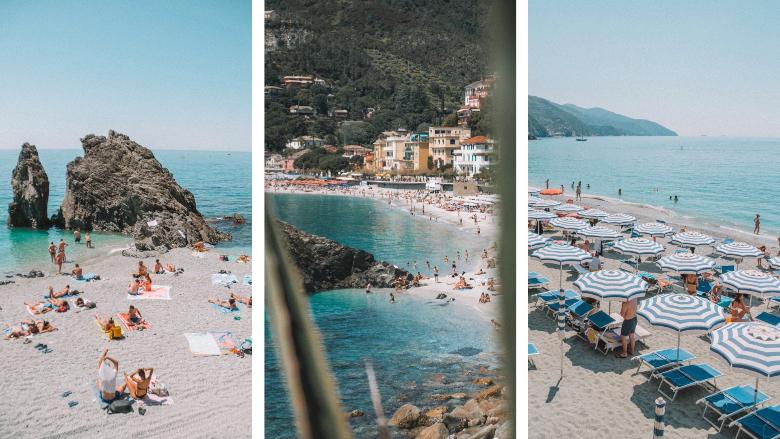 Monterosso spiaggia