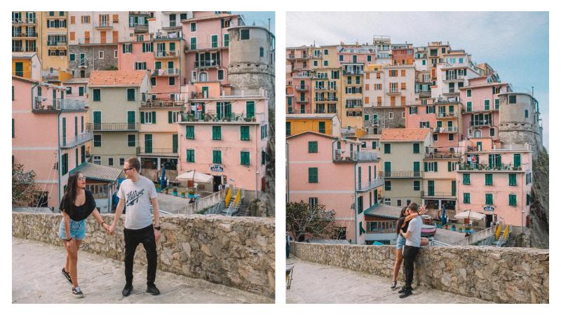 Visitare Cinque Terre villaggi